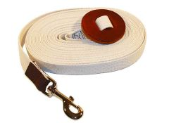 Cotton Lunge Line with Snap