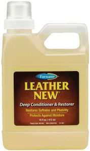 Leather New Deep Leather Conditioner & Restorer 16oz
