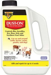Revenge Dust On Fly Lice And Tick Control