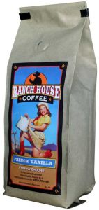 Ranch House Coffee - French Vanilla