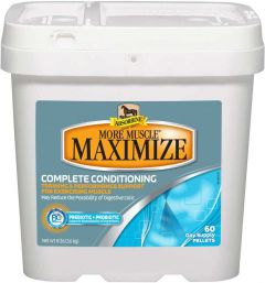 More Muscle Maximize 60 Day Supply 8 lbs