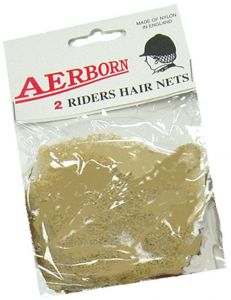 Aerborn Heavy Weight Hair Nets - Colors
