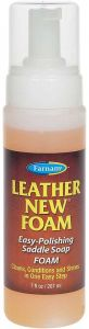 Leather New Foam Cleaner and Polish