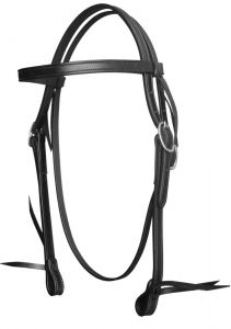 Gypsy Gold Browband Headstall