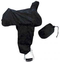 Western Saddle Cover w/Fenders and Tote