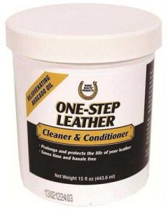 One-Step Leather Cleaner And Conditioner 15oz