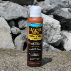 Leather New Total Care  2-in-1 Cleaner and Conditioner