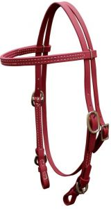 Biothane Beta Browband Headstall - Many Colors to Choose