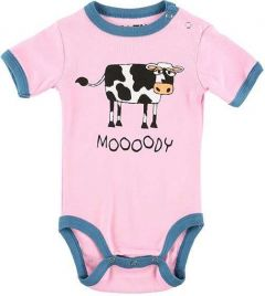 Moody Pink Cow Creeper