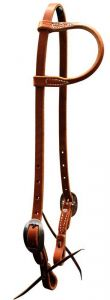 Leather One Ear Headstall