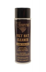 Twister Hat Cleaner for Dark Colors