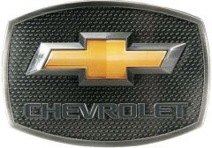 Chevy Gold Bow Tie Buckle