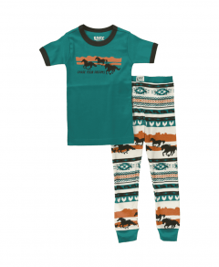 Lazy One Chase Your Dreams PJ Set