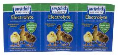 Save A Chick Electrolyte 3 Pack