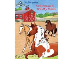 Stablemates Coloring Book