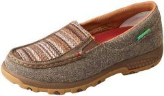 Women's Twisted X Slip-On Driving Moc with CellStretch